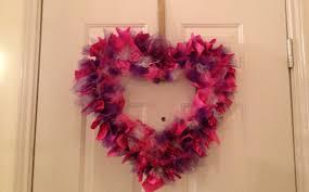 San Valentin Decoration Decora Tu Casa Con Una Corona De Corazon San Valentin Youtube