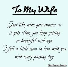 Wife Quotes, Sayings about wives (32 quotes) - CoolNSmart
