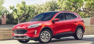 Here Are The 2020 Ford Escape Colors