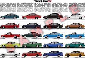 20 Thorough Ford Xr6 Colour Chart