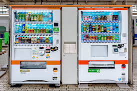How To Hack A Snack Vending Machine Interesting Best Airport Vending Machines Uniqlo Essie Honest Co JetSet