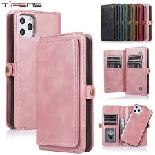 Luxury Flip Wallet Case For iPhone 12 Mini 11 Pro Max Magnetic Leather  Cover For iPhone XS Max XR X 6 6s 7 8 Plus SE Phone Coque|Phone Case &  Covers