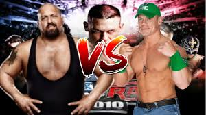 wwe smackdown vs raw 2010 big show vs john cena