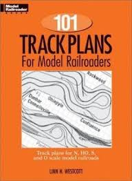 6 model railroad track plans operation wiring plan book scenery model railroad handbook 101 track plans for model railroaders by linn