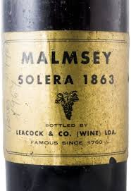 Old bottlers and old bottles - Madeira Wine and Dine