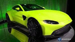 2019aston Martin Vantage By Galpin Exterior And Interior Walkaround Aston Martin Vantage Europe Car La Auto Show