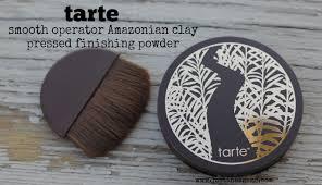 Tarte Amazonian Clay Color Chart Tarte Smooth Operator Amazonian Clay Pressed Finishing