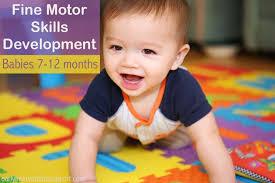 12 Month Fine Motor Skills Milestones & Development Skills | Eis