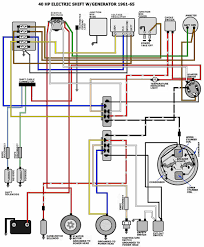 evinrude ignition switch wiring diagram with 1969 omc 55 wiring 1988 Evinrude Wiring Diagram evinrude ignition switch wiring diagram for 61 66 40hp jpg wiring diagram for 1988 evinrude 90 hp motor
