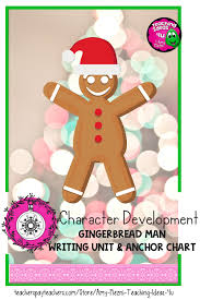 Character Development Gingerbread Man W 366917 Png