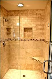tile stand up shower standing shower ideas tile stand up shower pin by on design ideas