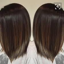 Medium Length Haircut Hair N Nails Balayage Hair Hair Styles