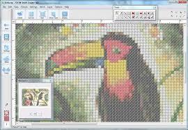 Cross Stitch Chart Generator Stoik Stitch Creator Convert Your Images To A Cross Stitch