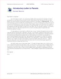 Ideas Of Student Teaching Introduction Letter With Additional