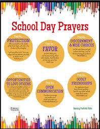 prayers for a new year and every school day stuff for school  prayers for a new year and every school day