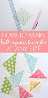 HST Tutorial and Maths Formula   Half square triangles, Triangles ... & HST Tutorial and Maths Formula. Quilting TipsQuilting ... Adamdwight.com