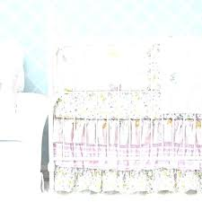 vintage crib bedding set