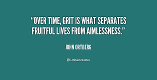 Image result for Quote about Grit
