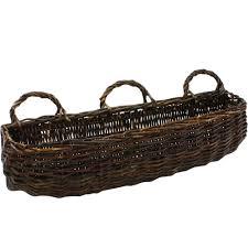 wall storage basket image