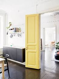 Ever thought about painting a door in your home pink or green? This post is  for you! I love the idea of painting a closet, pantry or other interior door  a ...