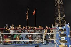 Boxing organizer honored at final event | Article | The United States Army