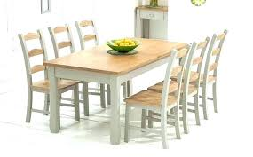 round extending dining table sets new oak 4 chairs and kitchen for