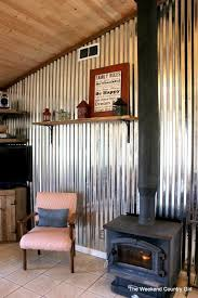 ways to use corrugated metal 1
