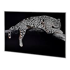 leopard ii acrylic wall art el dorado