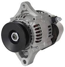 NEW ALTERNATOR FITS TOYOTA FORKLIFT 4P 4Y 5K V1512 ENGINE REPLACES ...