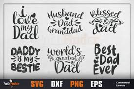 Best dad ever, best dad, papa svg, dad gift, father shirt, goat svg, goat lover gift, goat lover party, goat silhouette, happy father's day, father's day gift svg eps png dxf cut files for cricut and silhouette cameo. Happy Fathers Day Bundle Graphic By Pathfinder Creative Fabrica Happy Fathers Day Happy Father Fathers Day