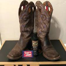 leather conditioner for boots tony lama size with m treating waterproof best