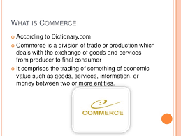 e commerce ppt 2 what is e commerce