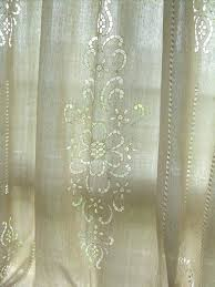 old fashioned curtains old fashioned lace curtains pierce with
