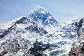 Higher Peak Altitude Chart The Top Ten The Worlds Highest Mountains