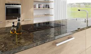 many laminate worktops now look as good as the real thing image credit contemporary kitchens