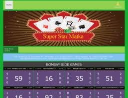 New Star Satta Matka Chart At Top Accessify Com
