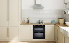 New World Kitchen Appliances Buy New World Nw701dop Electric Built Under Double Oven Black