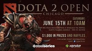 1000 dota 2 open chicago
