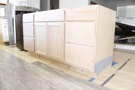 Diy kitchen island White Kitchen Island Cabinets Classy Clutter How To Build Kitchen Island easy Diy Kitchen Island