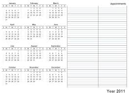 free year calendar 2015 free printable yearly calendar aaron the artist
