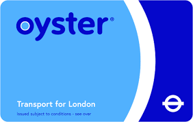 london oyster travel card