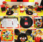 Mickey mouse 1st birthday decorations ideas