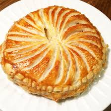 Remove half the pastry from the cling film. Mary Berry S Almond Galette