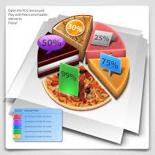 Infographic Tool Series 3d Pie Charts Generator
