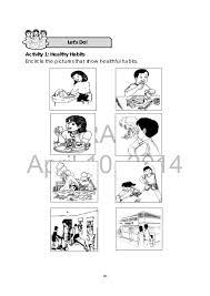 Grade 3 Health Learners Module