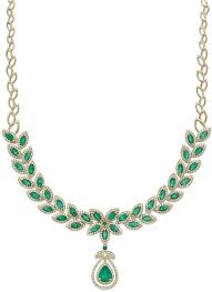 effy brasilica by emerald 11 3 4 ct t w and diamond 2 3 4 ct t w pendant necklace in 14k gold created for macy s style