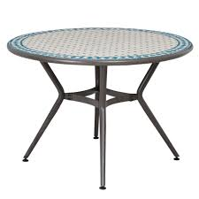 outside table and chairs b q. winsome round metal outdoor table 5052931271078 01c home design full version outside and chairs b q