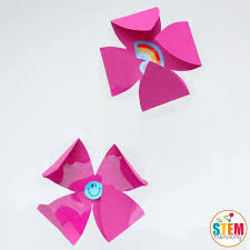 Flower Out Of Paper Magic Blooming Flower The Stem Laboratory