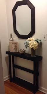 Best 25+ Small Entryway Tables Ideas On Pinterest | Small Entryway   Pertaining To Cheap