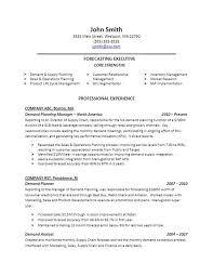 Resume Paper Amazon Lovely 53 Lovely Demand Planner Resume Sample